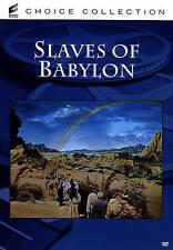 Slaves of Babylon (DVD, 2016)