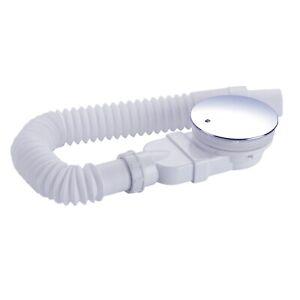 IMPTS Ablaufgarnitur Duschablauf Ø90mm flach Siphon für Duschtasse Duschwanne