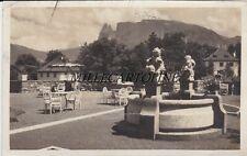 COLLALBO: veduta dall'Hotel Bemelmans    1932