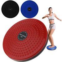 Twist Waist Disc Board Body Building Fitness Slim Twister Plate Exercise Gear