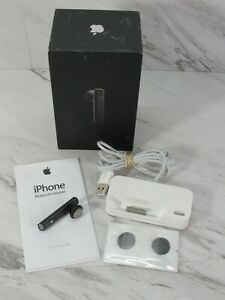 Apple MA817LL/A Black Bluetooth Headsets 2007 Collectable