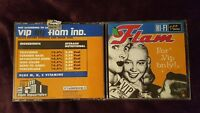 FLAM - FOR VIP ONLY. CD 6 TRACKS