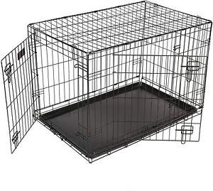 RAC Fold Flat Dog Carrier, Large