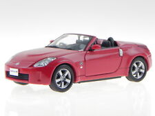 Nissan 350Z Fairlady Raodster 2007 red diecast model car J-Collection 1:43