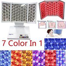 7 Color LED Light Photon Acne Therapy PDT Skin Rejuvenation Foldable Beauty Lamp