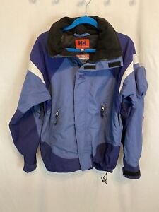 Helly Hansen Helly Tech Blue  Ski/Snowboard Jacket  size M
