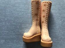 Bratz Doll Tan Star Platform Boots