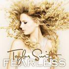Taylor Swift : Fearless Pop 1 Disc CD