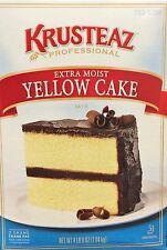 4 Pounds 8 Ounces Krusteaz Extra Moist Yellow Cake Mix