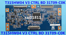 AUO T-Con Board 31T09-C0K T315HW04 V3 Samsung LN40C630K1FXZA For 40''TV