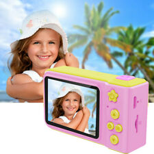 """Children Kids 2MP HD Digital 2"""" LCD Camera Toys Photography Gifts + 8GB SD Card"""