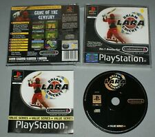 Brian Lara Cricket - Sony PlayStation One Game PS1 - PAL complete - codemasters