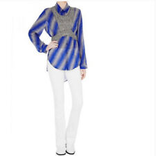 Womens Sass & Bide White Jeans