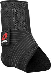 EVS AB07 Ankle Support Brace (Black) L