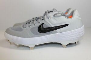 Nike Alpha Hurache Elite 2 Low Baseball Cleats Men's Size 6.5 AJ6873-002