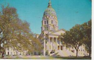Topeka, Kansas State Capitol gl1965 204.522