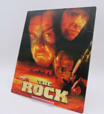 THE ROCK - Lenticular 3D Flip Magnet Cover FOR bluray steelbook