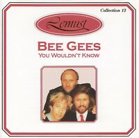 BEE GEES : YOU WOULDN'T KNOW / CD - TOP-ZUSTAND