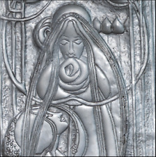 Margaret Macdonald Mackintosh ~ The Dew ~ Blank Card ~ FREE 1ST CLASS POSTAGE
