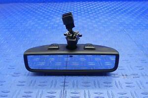 2013 - 2016 DODGE DART OEM AUTO DIMMING MIRROR W/ MICROPHONE 57010495AB