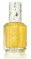 Essie 1000 Aim to Misbehave Lacquer Nail Polish Shimmer Brights Yellow 0.46oz