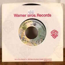 """Donna Fargo Hey, Mister Music Man/Shame on Me 7"""" 45 Warner Bros. label sleeve EX"""