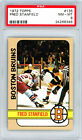 1972-73 TOPPS #135 FRED STANFIELD PSA 8 24268348