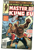 Master of Kung Fu 88 VF Marvel Comics (1977)  CBX1D