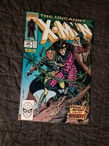 X-Men 266 First Appearance Gambit NM,  Gambit 1 NM