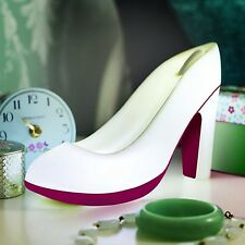 High Heel Shoe Multi-Coloured White LED Light Bedroom Lighting Accessories NEW