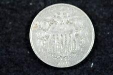 Estate Find 1866 - W/CENTS Shield Nickel!!  #H10153