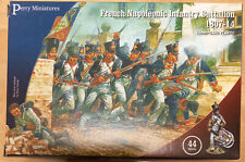 28mm Bapoleonic French Infantry Battalion by Perry Ministures