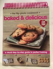 Baked & Delicious by Parragon Book Service Ltd (Spiral bound, 2012) - Brand New
