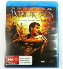 Immortals Blu-ray Movie