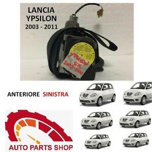 LANCIA YPSILON (2003-2011) CINTURA di Sicurezza Anteriore Sinistra 735420953  SX
