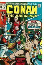 Marvel Comics: Conan the Barbarian 2 (December 1970)