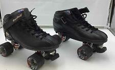 Men's Riedell R3 Quad Roller Skates for Indoor / Outdoor- Size 12