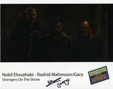 Nabil Elouahabi Autograph - Only Fools & Horses - Signed 10x8 Photo 2-AFTAL