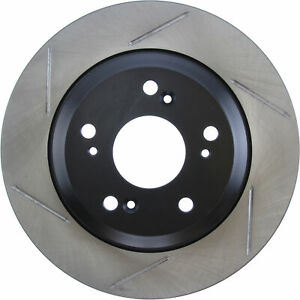 FOR 2000-2009 HONDA S2000 STOPTECH REAR RIGHT SLOTTED BRAKE ROTOR