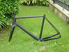 Toray Carbon Cyclocross Bike BSA 54cm Frame 12 * 142 Thru Axle & Fork 12 * 100