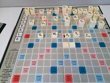 Vintage Scrabble game - complete. Spear's Games