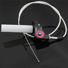 Handlebars Throttle Grip Quick Twist Gas & cable For Motorcycle Dirt Bike ATV