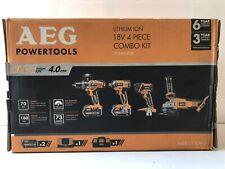 aeg combo kit