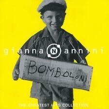 Gianna Nannini Bombolini-The greatest hits collection [CD]