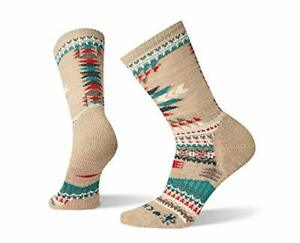 Smartwool Premium CHUP Crew Socks - Men?s Prairie Lands, Medium Cushioned Merino