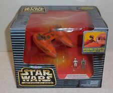 STAR WARS ACTION FLEET Galoob BESPIN TWIN-POD CLOUD CAR 1996 MICRO MACHINES NEW