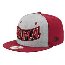 Alabama Crimson Tide Snapback 9Fifty Hat New Era Small-Medium New with Stickers