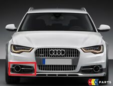 NEW GENUINE AUDI A6 ALLROAD 13-17 FRONT BUMPER LOWER RIGHT O/S AIR GUIDE GRILL