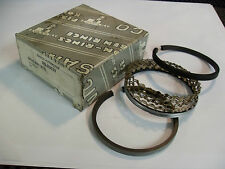 MAZDA 323 STANDARD PISTON RING SET 85>96  8 VALVES SOHC 78MM BORE