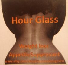 Hour Glass - Natural Herbs Weight Loss Appetite Suppressant ExtractEssentialOils